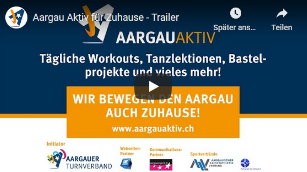 Aargau Aktiv für Zuhause